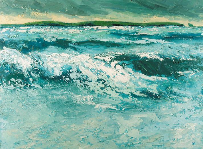 Gwylim Pritchard - High Tide